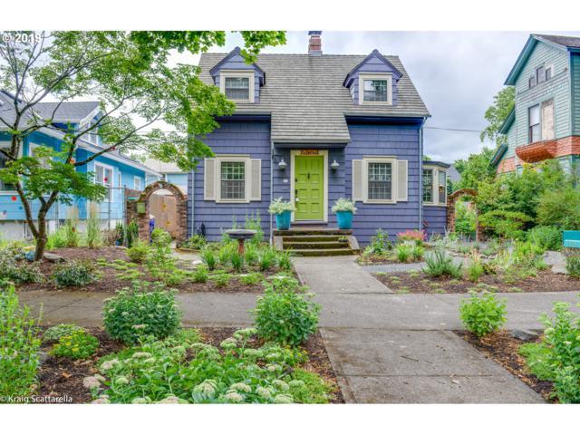 5903 NE Rodney Ave, Portland, OR 97211 (MLS #19471526) :: The Sadle Home Selling Team