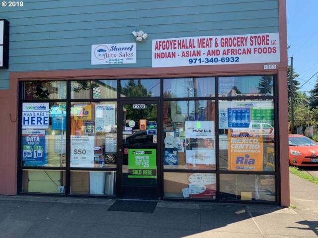 7202 NE Glisan St, Portland, OR 97213 (MLS #19471530) :: Lucido Global Portland Vancouver