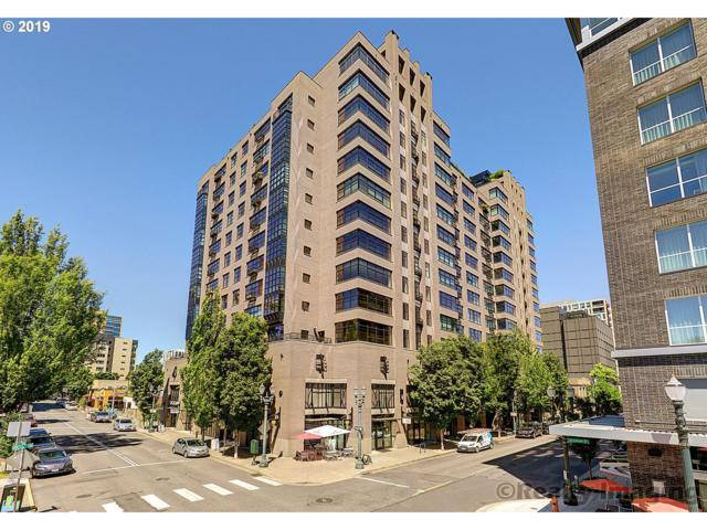 333 NW 9TH Ave #1201, Portland, OR 97209 (MLS #19471646) :: Next Home Realty Connection