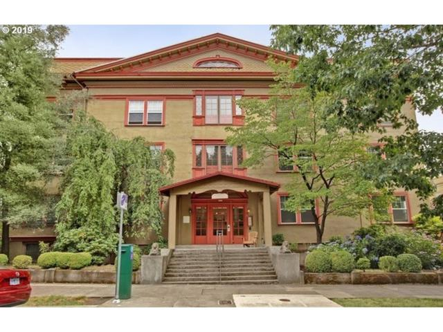 2129 NW Northrup St #10, Portland, OR 97210 (MLS #19471930) :: The Liu Group