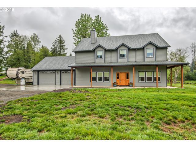 9519 NE 366TH St, La Center, WA 98629 (MLS #19472584) :: Townsend Jarvis Group Real Estate