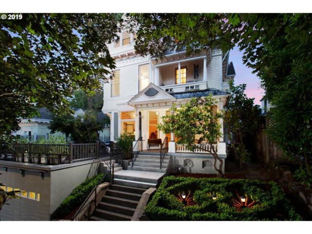 2326 SW Park Pl, Portland, OR 97205 (MLS #19473275) :: Fox Real Estate Group