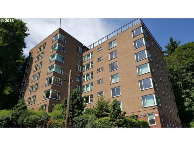 1205 SW Cardinell Dr #609, Portland, OR 97201 (MLS #19473982) :: The Galand Haas Real Estate Team