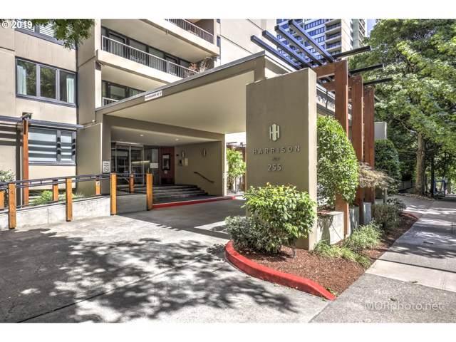 255 SW Harrison St 14B, Portland, OR 97201 (MLS #19474553) :: TK Real Estate Group