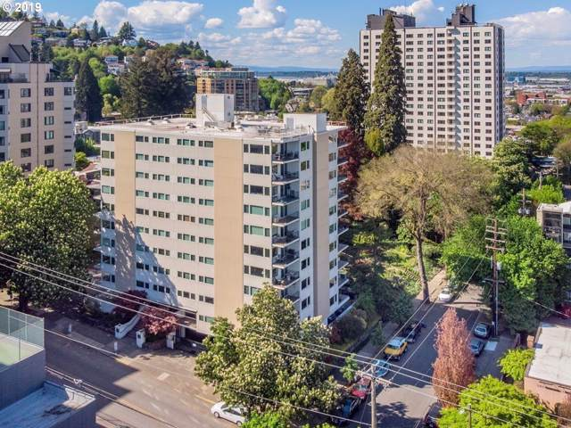2211 SW Park Pl #303, Portland, OR 97205 (MLS #19474923) :: Next Home Realty Connection