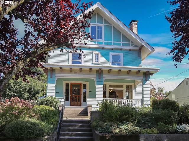 608 NE Laurelhurst Pl, Portland, OR 97232 (MLS #19475453) :: Change Realty