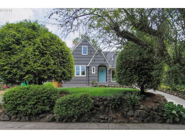4143 NE Hoyt St, Portland, OR 97232 (MLS #19475775) :: Matin Real Estate Group