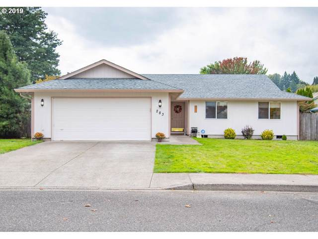 283 Larch St, Woodland, WA 98674 (MLS #19478432) :: Townsend Jarvis Group Real Estate