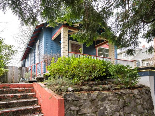 2629 NE Flanders St, Portland, OR 97232 (MLS #19478554) :: The Liu Group