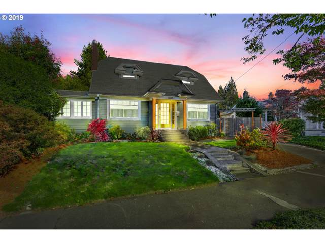 4037 NE Multnomah St, Portland, OR 97232 (MLS #19478609) :: Next Home Realty Connection