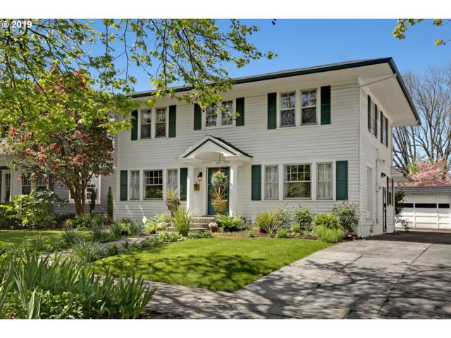 445 NE Floral Pl, Portland, OR 97232 (MLS #19484585) :: Cano Real Estate