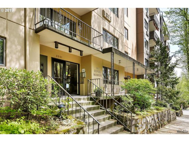 2021 SW Main St #12, Portland, OR 97205 (MLS #19484854) :: Cano Real Estate
