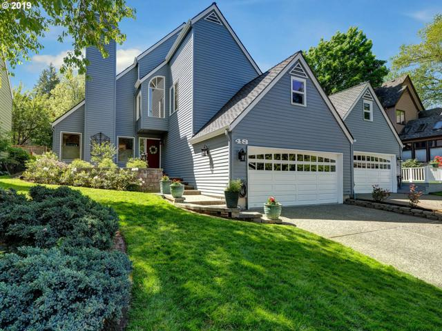48 Oriole Ln, Lake Oswego, OR 97035 (MLS #19484864) :: Townsend Jarvis Group Real Estate
