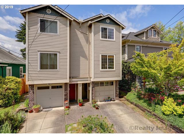 8113 SE 16TH Ave, Portland, OR 97202 (MLS #19485591) :: Change Realty