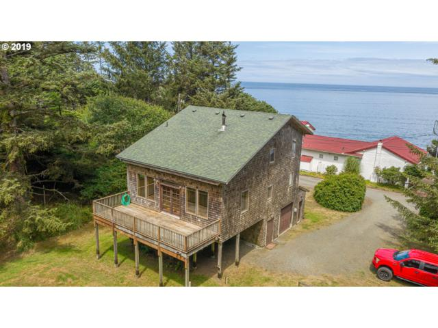89166 Lighthouse Way, Coos Bay, OR 97420 (MLS #19486420) :: The Liu Group