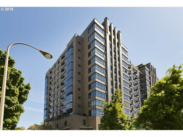 333 NW 9TH Ave #906, Portland, OR 97209 (MLS #19490385) :: Change Realty
