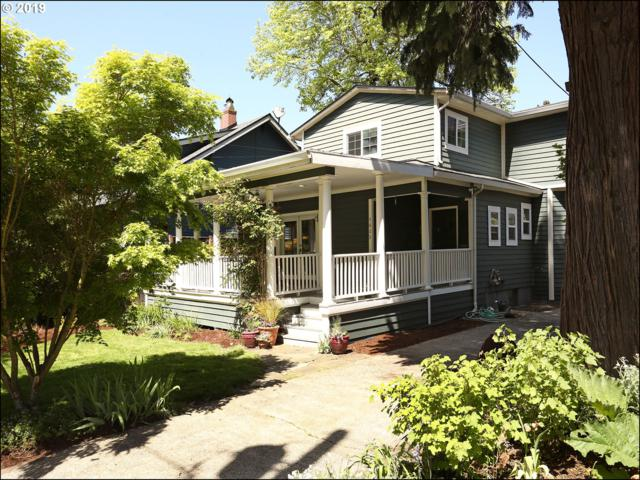 5825 SE Taylor St, Portland, OR 97215 (MLS #19491571) :: TLK Group Properties