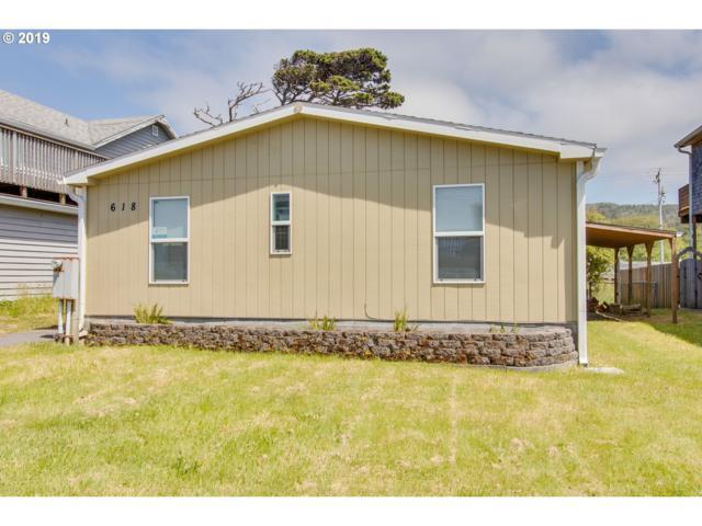 618 S Pacific, Rockaway Beach, OR 97136 (MLS #19492176) :: Territory Home Group