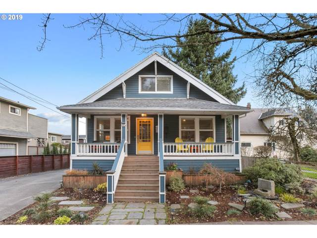 5824 SW Corbett Ave, Portland, OR 97239 (MLS #19492362) :: Fox Real Estate Group