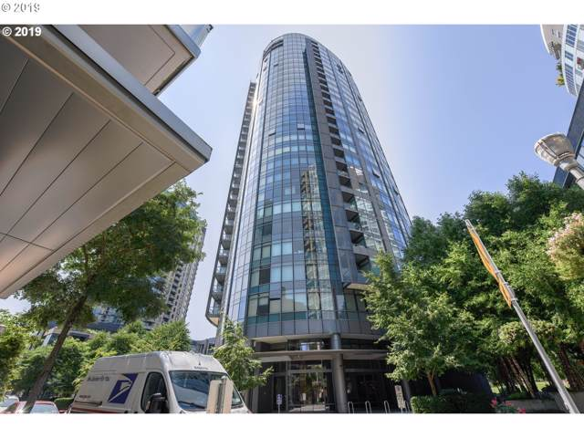 3601 SW River Pkwy #1507, Portland, OR 97239 (MLS #19492961) :: McKillion Real Estate Group