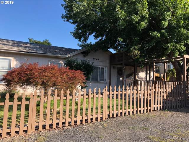 1020 Verdant St., The Dalles, OR 97058 (MLS #19493137) :: TK Real Estate Group