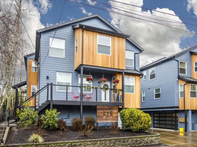 215 NE Ivy St C, Portland, OR 97212 (MLS #19493182) :: Homehelper Consultants
