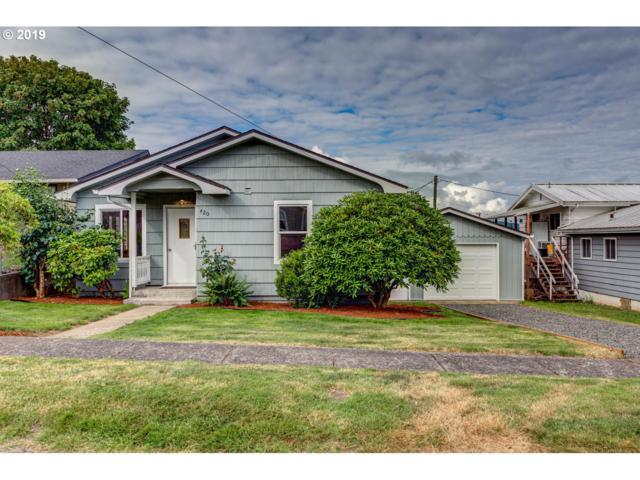 420 S 2nd St, Cathlamet, WA 98612 (MLS #19493843) :: R&R Properties of Eugene LLC