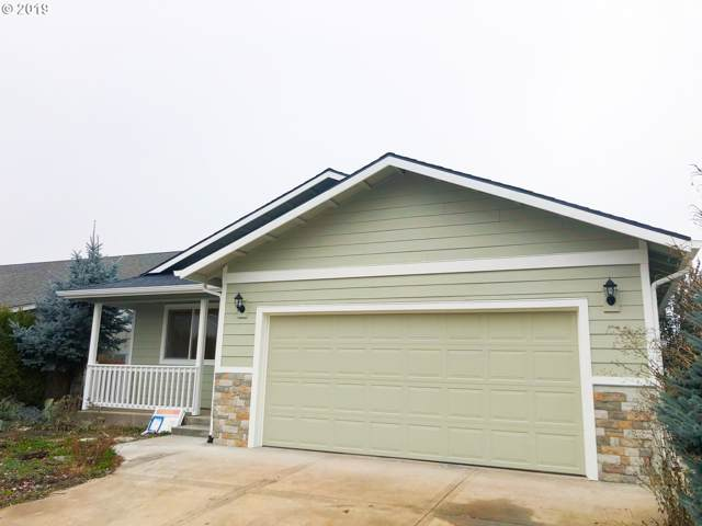 345 E Elm Dr, Gervais, OR 97026 (MLS #19494015) :: Next Home Realty Connection