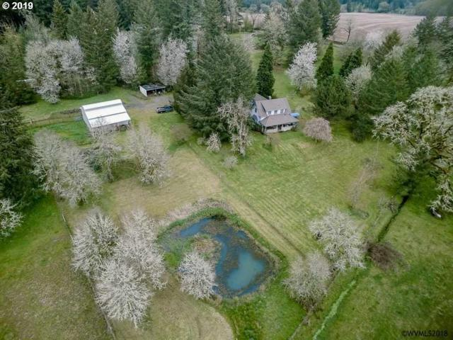 39830 Echo Hills Rd, Scio, OR 97374 (MLS #19494781) :: Townsend Jarvis Group Real Estate