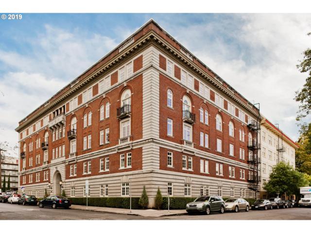 2015 NW Flanders St #509, Portland, OR 97209 (MLS #19495910) :: TLK Group Properties