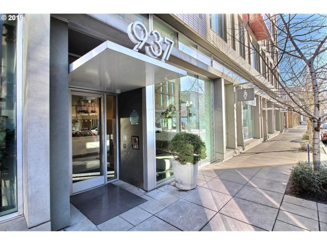 937 NW Glisan St #336, Portland, OR 97209 (MLS #19497022) :: Townsend Jarvis Group Real Estate