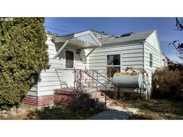 257 S Main St, Prairie City, OR 97869 (MLS #19497074) :: Change Realty