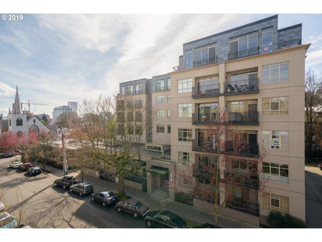 1930 NW Irving St #405, Portland, OR 97209 (MLS #19498067) :: McKillion Real Estate Group