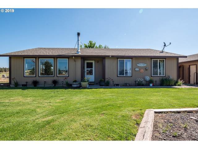 7280 SW Sparrow Dr, Terrebonne, OR 97760 (MLS #19499688) :: Song Real Estate
