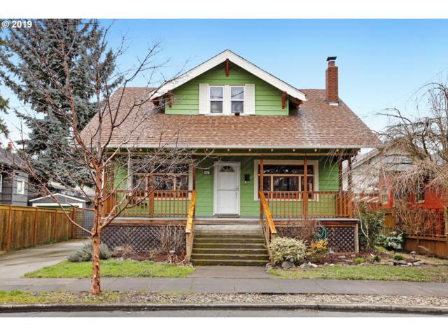 4013 SE Grant St, Portland, OR 97214 (MLS #19499876) :: Portland Lifestyle Team