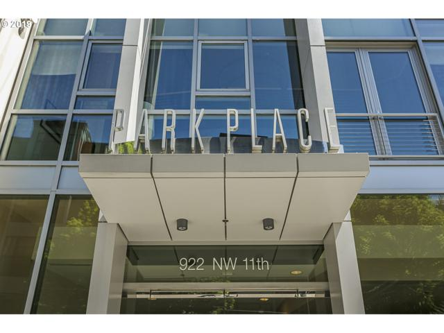 922 NW 11TH Ave #605, Portland, OR 97209 (MLS #19500101) :: Townsend Jarvis Group Real Estate