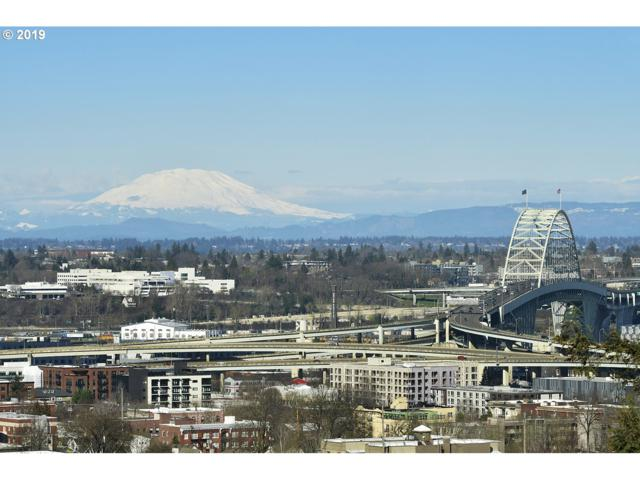2323 SW Park Pl #606, Portland, OR 97205 (MLS #19500654) :: McKillion Real Estate Group