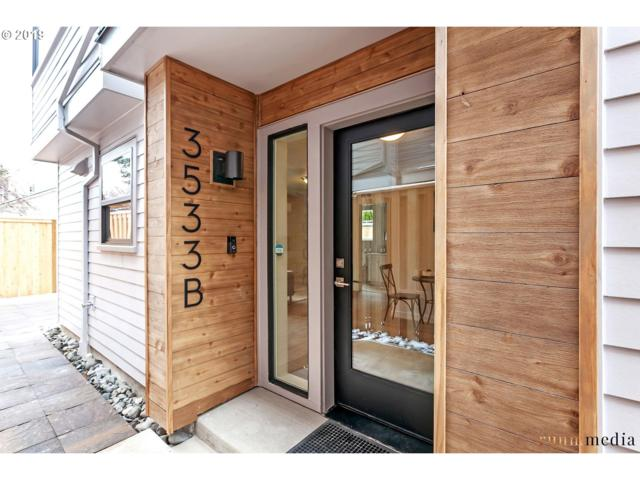 3533 SE Yamhill St B, Portland, OR 97214 (MLS #19501622) :: Change Realty