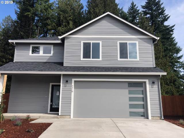 8318 NE 88TH Cir, Vancouver, WA 98662 (MLS #19501733) :: Townsend Jarvis Group Real Estate