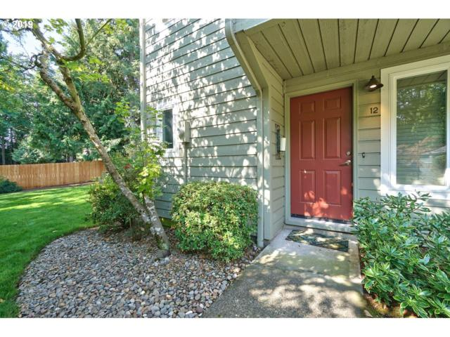 4880 SW Scholls Ferry Rd #12, Portland, OR 97225 (MLS #19502170) :: Matin Real Estate Group
