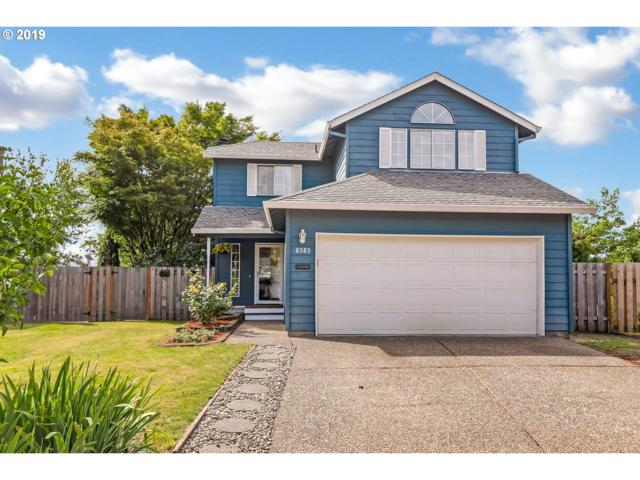 8585 SW Stratford Ct, Tigard, OR 97224 (MLS #19502330) :: Song Real Estate