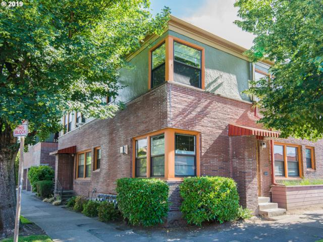 2025 SE Caruthers St #5, Portland, OR 97214 (MLS #19504222) :: The Lynne Gately Team