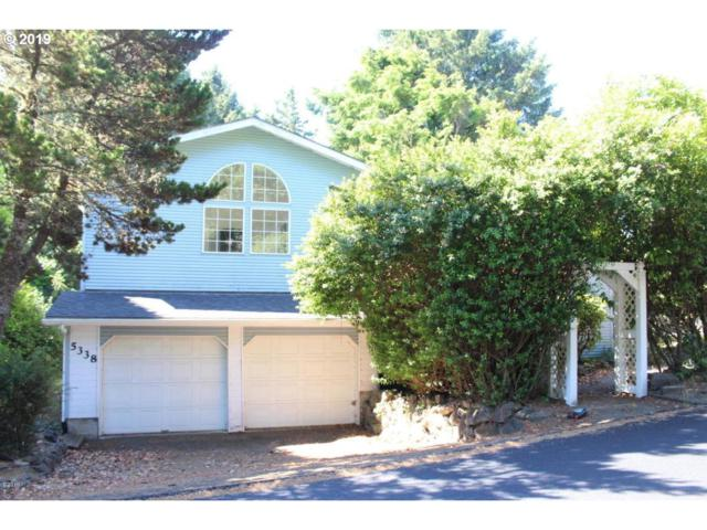 5338 NE Port Ln, Lincoln City, OR 97367 (MLS #19505884) :: Change Realty
