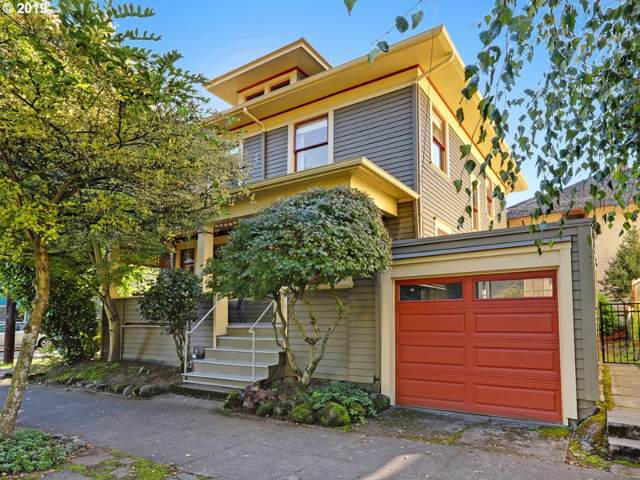 2636 SE Pine St, Portland, OR 97214 (MLS #19507913) :: Next Home Realty Connection