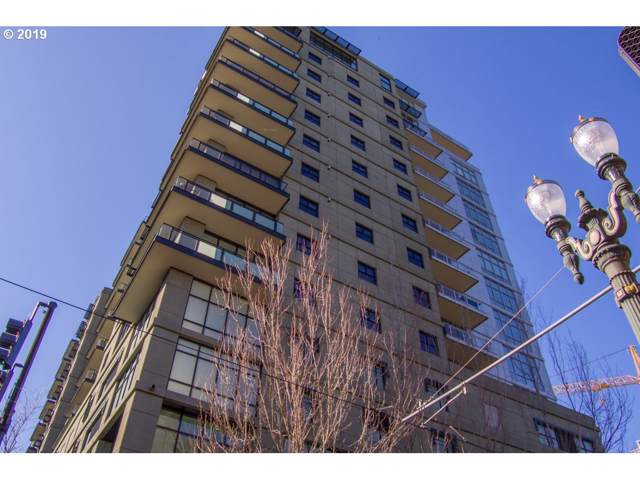 1025 NW Couch St #914, Portland, OR 97209 (MLS #19508029) :: Cano Real Estate