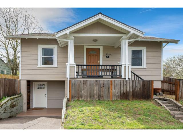 5835 N Minnesota Ave, Portland, OR 97217 (MLS #19510109) :: The Sadle Home Selling Team
