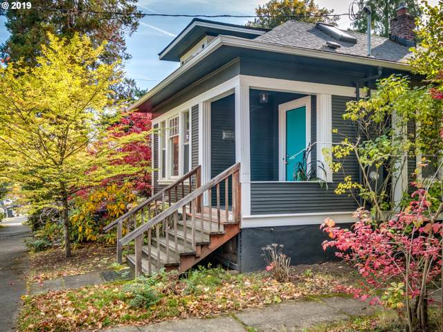 1618 SE Ellis St, Portland, OR 97202 (MLS #19510161) :: Change Realty