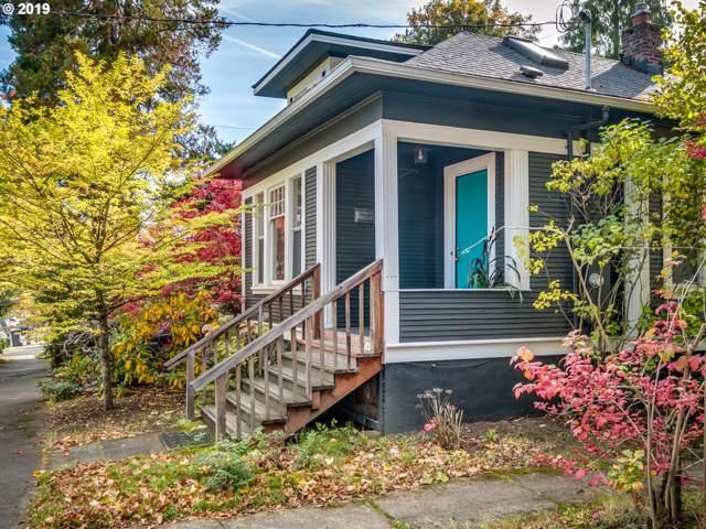 1618 SE Ellis St, Portland, OR 97202 (MLS #19510161) :: Next Home Realty Connection
