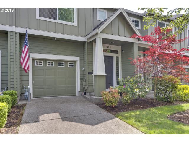 1322 SE Roundelay St, Hillsboro, OR 97123 (MLS #19510229) :: TK Real Estate Group