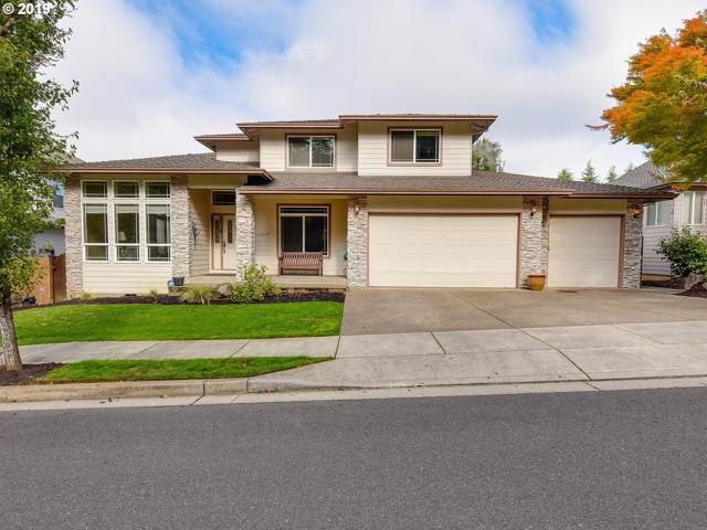 11074 SE Rimrock Dr, Happy Valley, OR 97086 (MLS #19511526) :: The Liu Group
